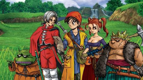 Dragon Quest VIII 3DS : Encore un RPG de qualité sur 3DS