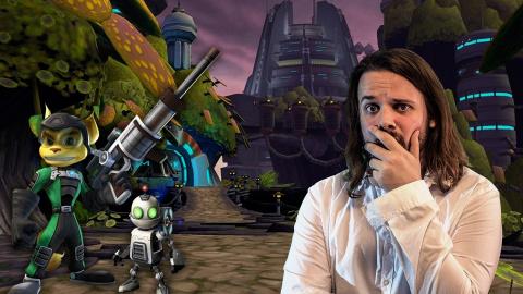 Spoilers : Maxime nous conte Ratchet et Clank 2