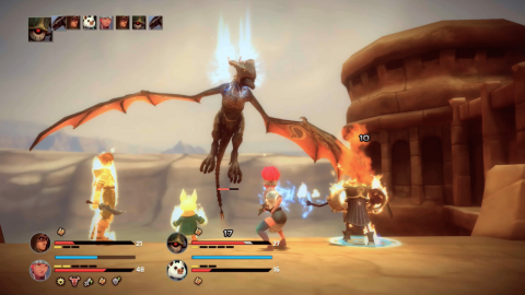 Earthlock : Festival of Magic daté sur PS4