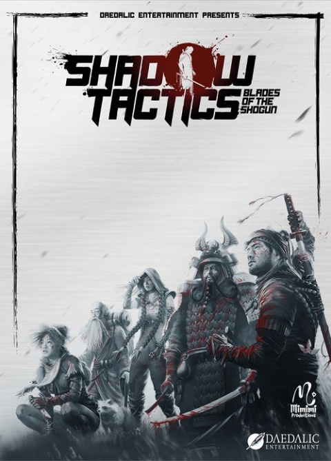 Shadow Tactics : Blades of the Shogun sur PS4