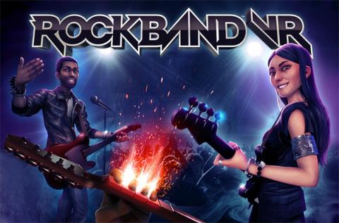 Rock Band VR sur PC