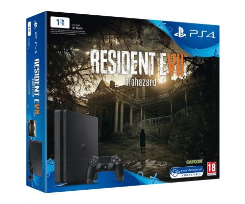 Un bundle PS4 Resident Evil 7 fait son apparition !