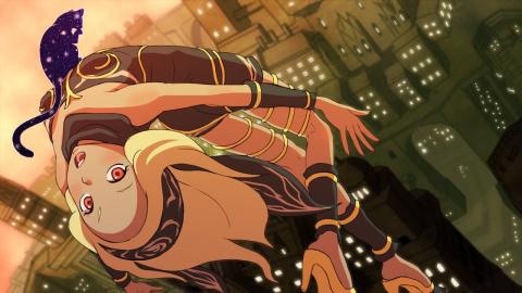 Gravity Rush 2 : Kat entre dans une nouvelle dimension sur PS4
