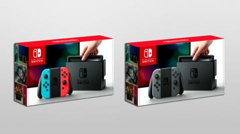 Nintendo Switch : deux packs au lancement