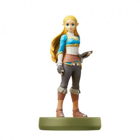 2 nouveaux amiibo pour Zelda : Breath of the Wild