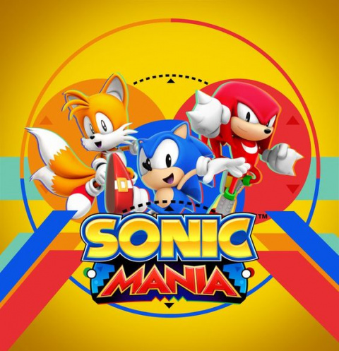 Sonic Mania sur Switch