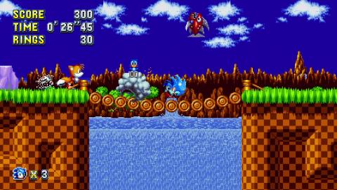 Sonic Mania : Le hérisson revient à son âge d'or