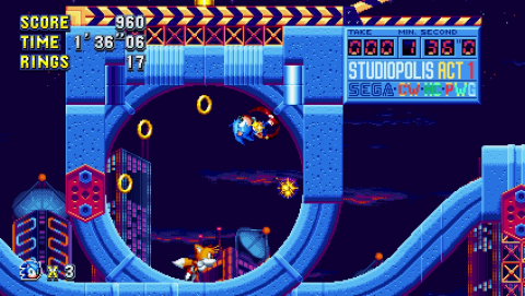 Sonic Mania annoncé sur Nintendo Switch pour cette année