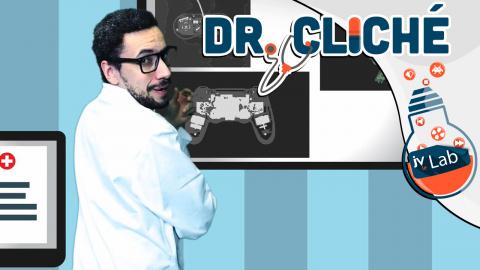 Dr. Cliché, le diagnosticien des maladies du jeu vidéo