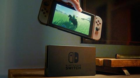 On a essayé les jeux de la Nintendo Switch au Grand Palais