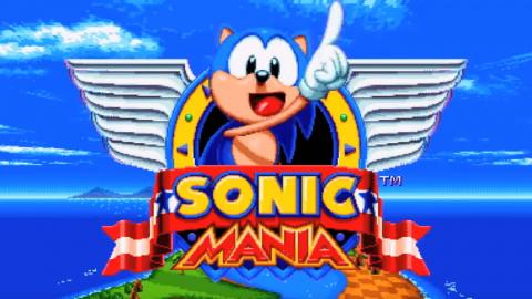 Sonic Mania : Le hérisson revient à son âge d'or sur Switch