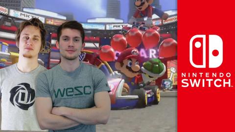 Mario Kart 8 Deluxe : Jouer à Mario Kart 8 autrement