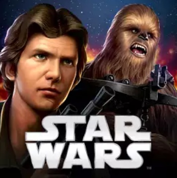 Star Wars : Force Arena sur iOS