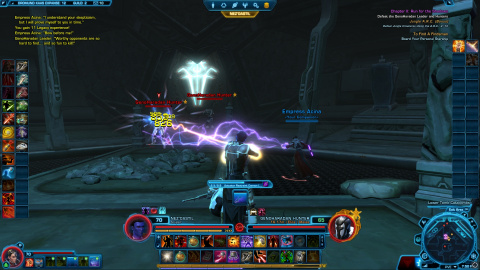 Test de Star Wars : The Old Republic : Knights of the
