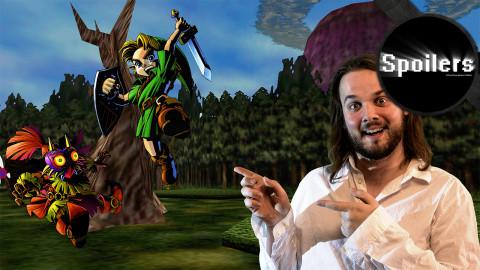 Spoilers : Maxime retourne à Termina avec Zelda : Majora's Mask