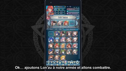 Le Fire Emblem mobile a un nom : Fire Emblem Heroes