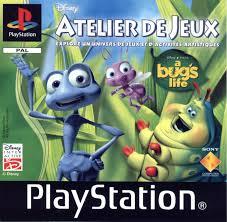 A Bug's Life : Atelier de Jeux sur PS1