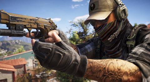 Ghost Recon Wildlands : 22 minutes de gameplay explosif issues du mode solo