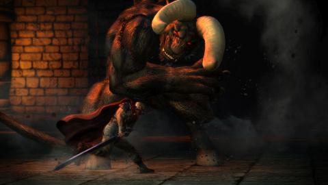Berserk and the Band of the Hawk : Zodd se déchaîne en images