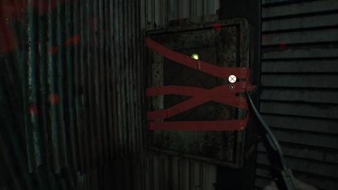 Chapitre 2 - Échapper à Jack (Résidence principale)