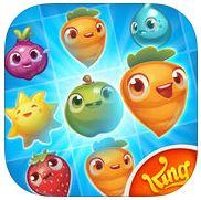 Fruit Heroes Saga sur Web