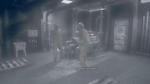 Chapitre 7 - Retrouver Ethan (Épave du navire)