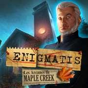 Enigmatis : Les Arcanes de Maple Creek sur PS4