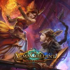 ArmaGallant : Decks of Destiny sur PS4