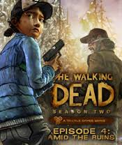 Jaquette de The Walking Dead : Saison 2 : Episode 1 - All That Remains