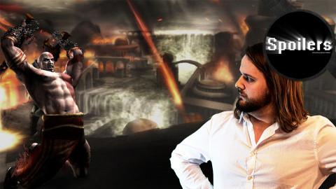 Spoilers : Maxime défie les dieux avec God of War