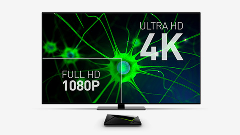 NVIDIA met finalement à jour sa première Shield TV (version 2015)