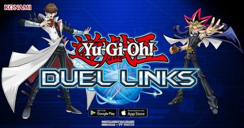 Jaquette de Yu-Gi-Oh! Duel Links, meilleurs decks et meilleures cartes, notre guide (MAJ)