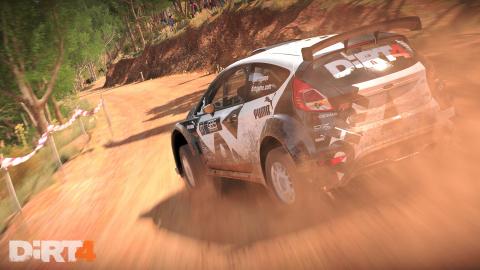 DiRT 4 annoncé sur PS4, Xbox One et PC