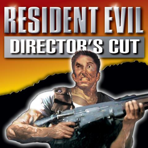 Resident Evil : Director's Cut sur PSP