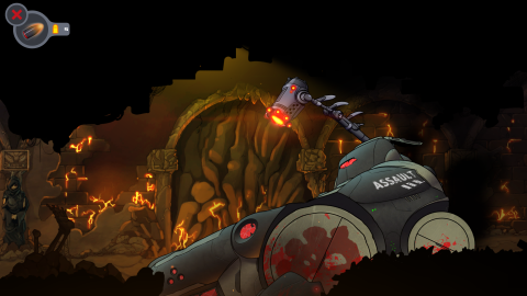 Rise & Shine : Le digne héritier de Metal Slug & Co.