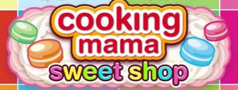Cooking Mama : Sweet Shop sur 3DS