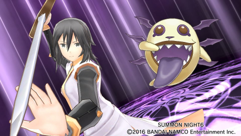 Summon Night 6 : Lost Borders, aux frontières du tactical-RPG