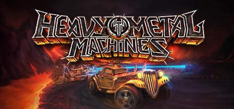 Heavy Metal Machines sur PC
