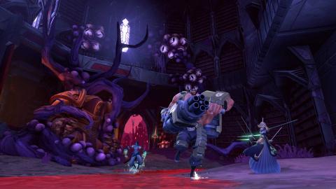 Battleborn : le mode histoire se trouve un dénouement