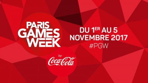 Jaquette de La Paris Games Week 2017 datée !