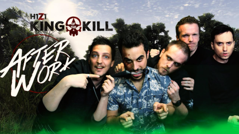 After Work : L'équipe vise le top 3 sur H1Z1 : King of the Kill