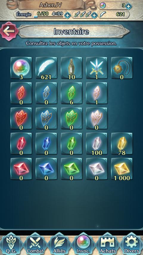 Comment récupérer des badges ?