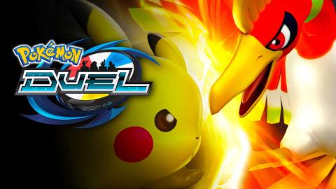 Jaquette de Pokémon Duel : Un concept intéressant gâché par un hasard omniprésent