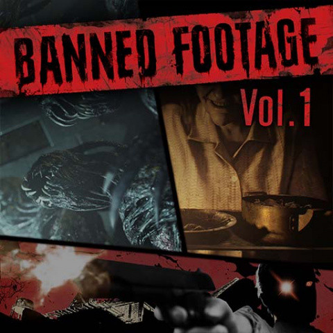 Resident Evil VII : Vidéos interdites Vol.1