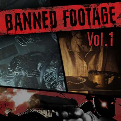 Resident Evil VII : Vidéos interdites Vol.1 sur PS4