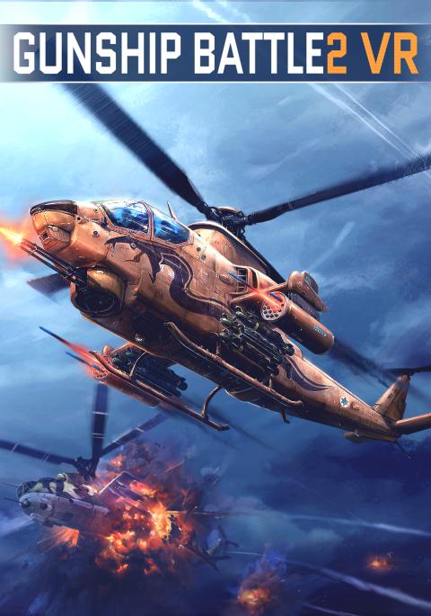 Gunship Battle 2 VR sur Android