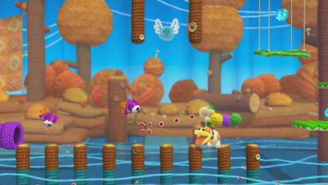 Poochy & Yoshi's Woolly World : Mieux que l'original !
