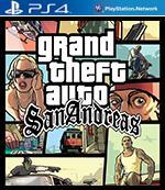 Grand Theft Auto : San Andreas sur PS4