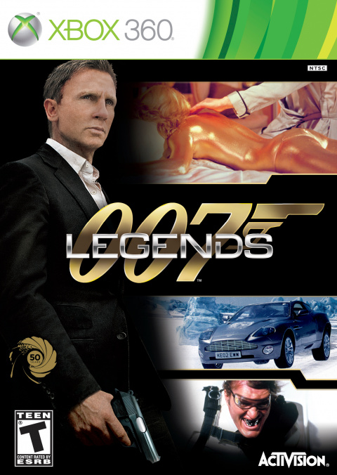 007 Legends sur 360