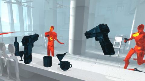Superhot VR : Encore plus jouissif, l'aboutissement d'une idée
